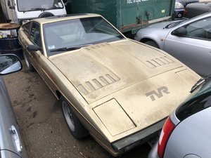 1980 TVR TASMIN 2.8 I for restoration