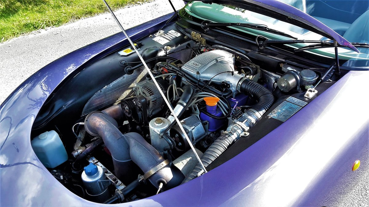 SUPER LOW MILEAGE1997 TVR GRIFFITH 5.0 V8 / PX For Sale (picture 5 of 6)
