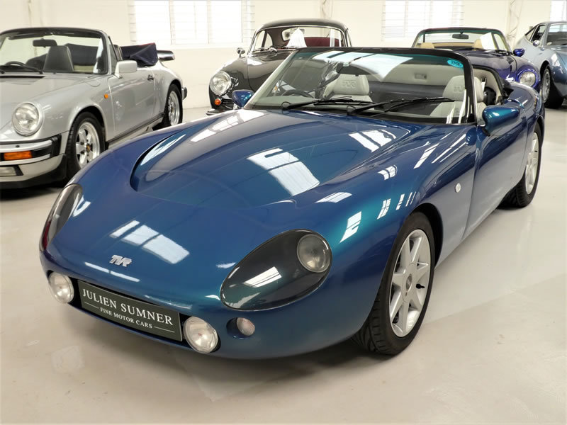2000 TVR Griffith 500 - Like New For Sale (picture 1 of 6)