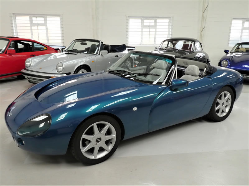 2000 TVR Griffith 500 - Like New For Sale (picture 2 of 6)