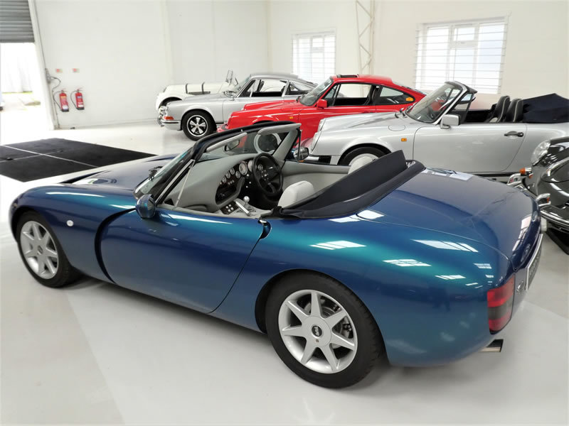 2000 TVR Griffith 500 - Like New For Sale (picture 4 of 6)