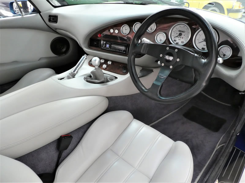 2000 TVR Griffith 500 - Like New For Sale (picture 5 of 6)