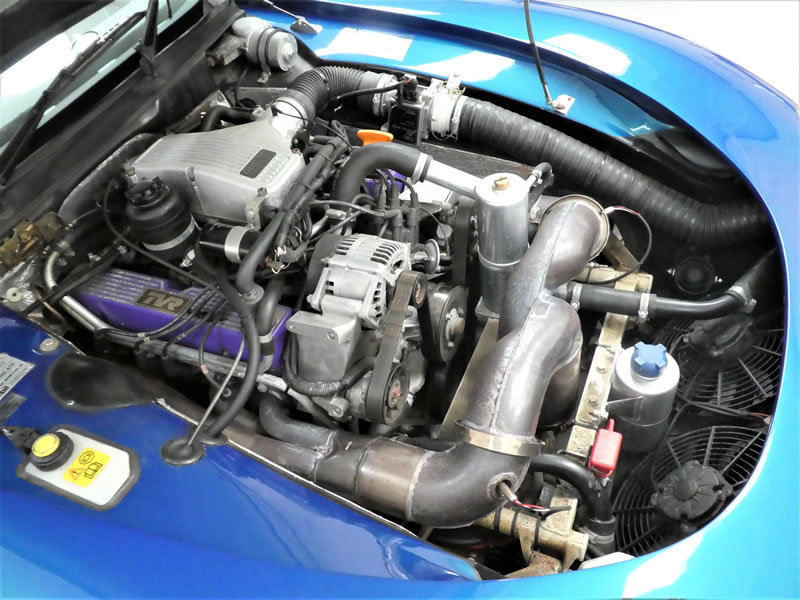 2000 TVR Griffith 500 - Like New For Sale (picture 6 of 6)
