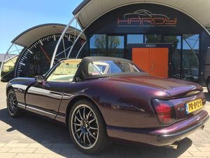 1995 TVR Chimaera Superb condition full TVR History