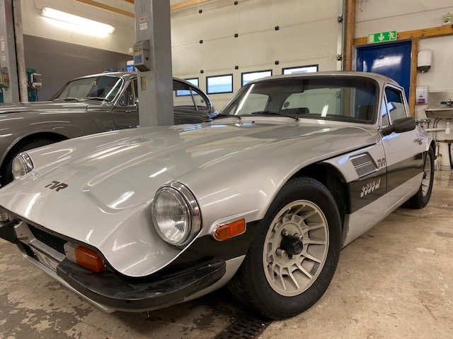 1972 TVR 2500 M For Sale (picture 1 of 6)