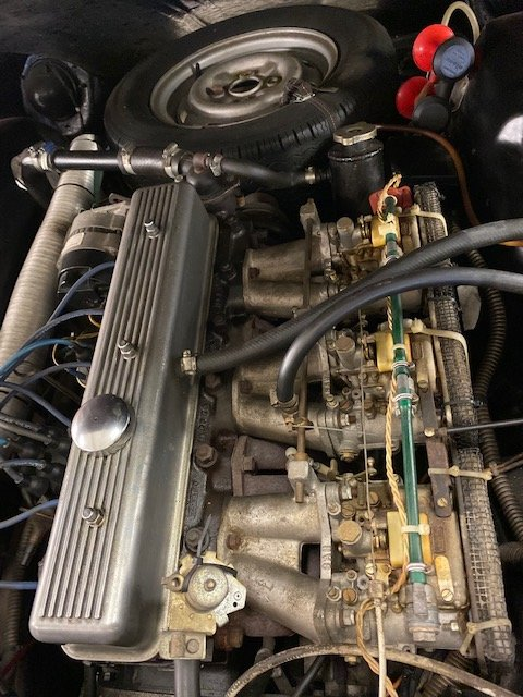 1972 TVR 2500 M For Sale (picture 3 of 6)