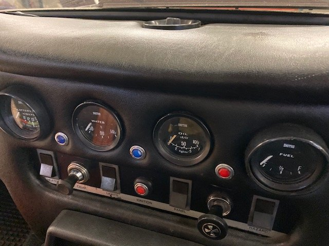 1972 TVR 2500 M For Sale (picture 4 of 6)