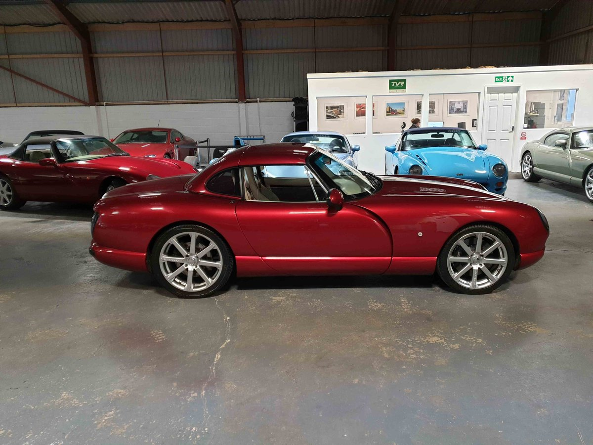 1994 Sold - Supercharged 4.3 TVR Chimaera  What a Car! SOLD (picture 1 of 6)