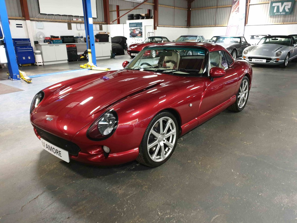 1994 Sold - Supercharged 4.3 TVR Chimaera  What a Car! SOLD (picture 3 of 6)