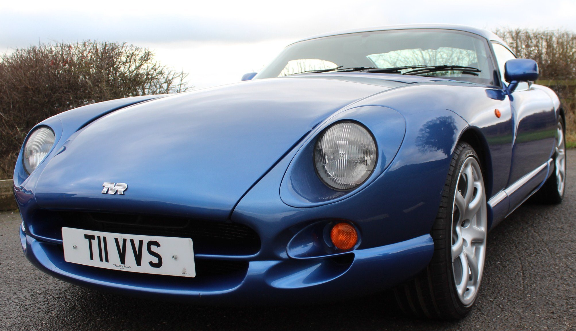 1999 TVR Cerbera 4.0 Litre Super Six 33,000 miles FSH SOLD (picture 1 of 6)