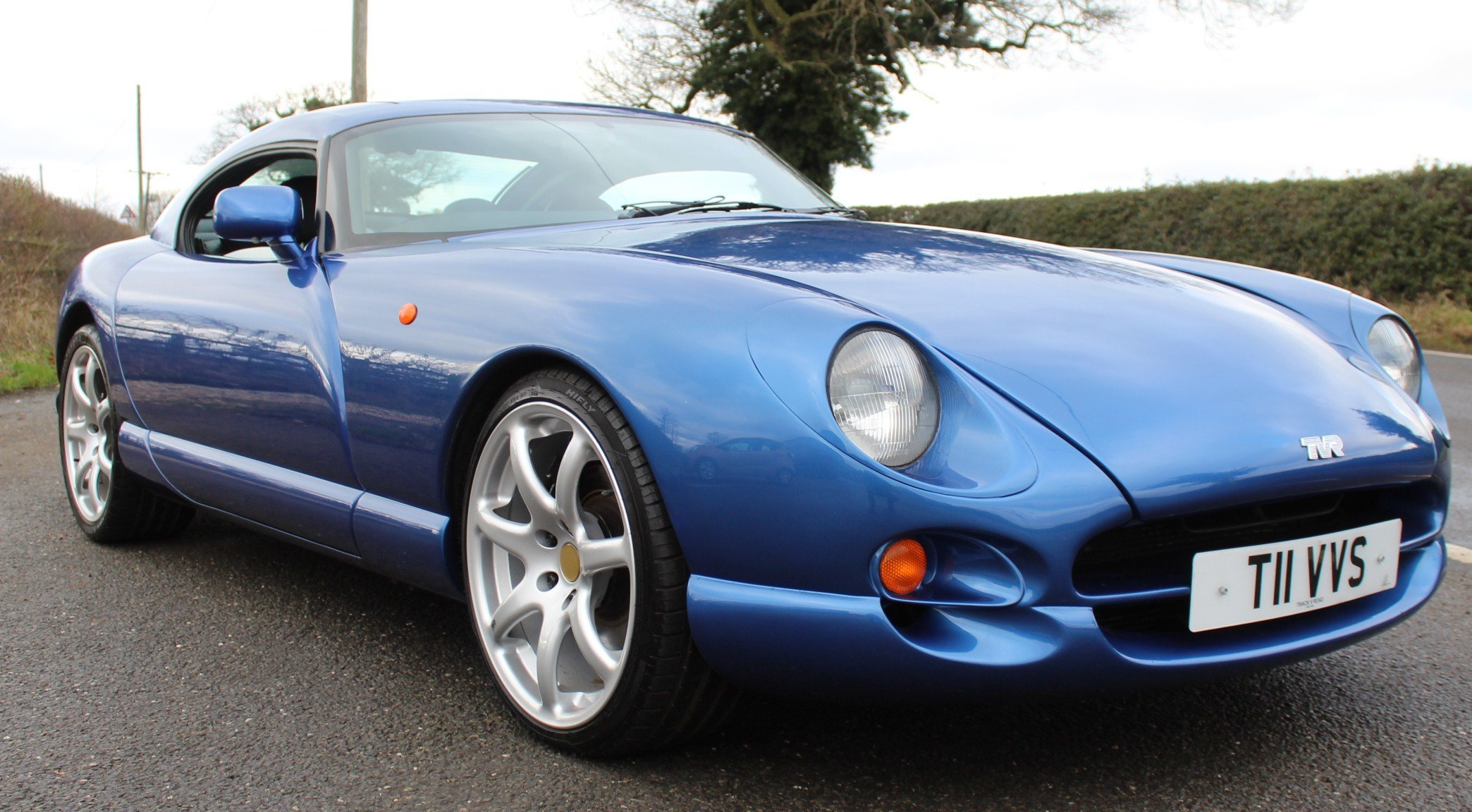 1999 TVR Cerbera 4.0 Litre Super Six 33,000 miles FSH SOLD (picture 2 of 6)
