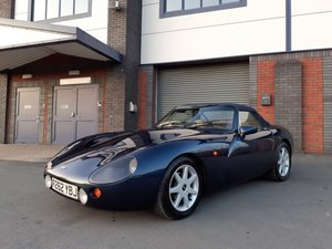 1997 TVR Griffith 500