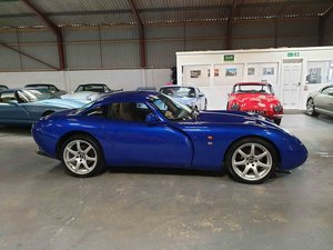 Stunning TVR 2001 Tuscan MK1 GTS  For Sale