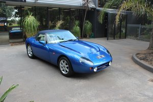 TVR Griffith 500 roadster 1995