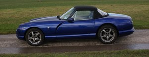 1999  'T' TVR Chimaera 450 in Imperial Blue PAS (Project)