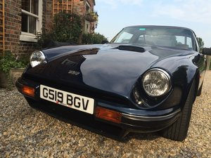 1990 TVR S3 series convertible