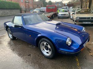 1989 TVR 280S SOLD by Auction