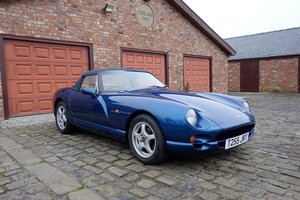 1999 TVR Chimaera For Sale by Auction