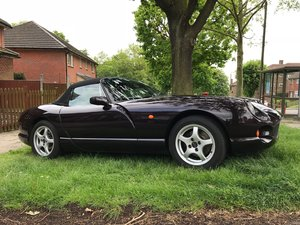 1996 TVR Chimaera 400 V8 classic British sports car