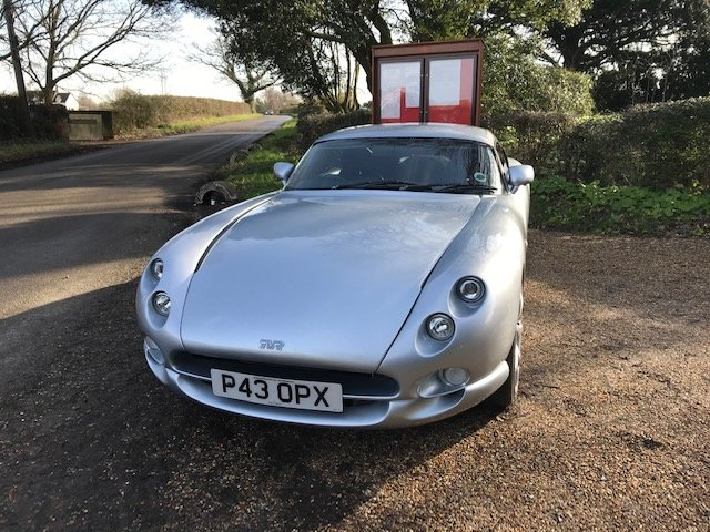 1997 Tvr Cerbera 4.2 AJP V8 For Sale (picture 2 of 6)