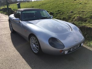 1996 CLASSIC TVR GRIFFITH 500 SOLD