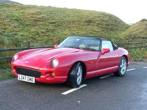1993 TVR Chimaera 400