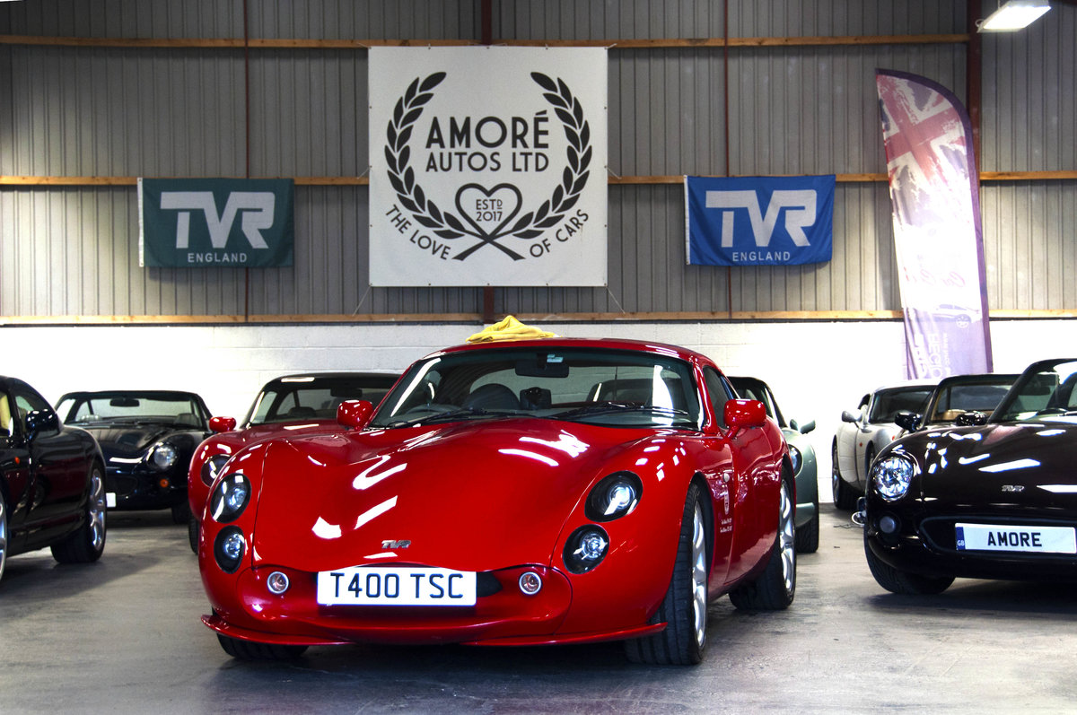2020 All TVR Models Wanted 1.6 - 5.0 Sold out again! For Sale (picture 2 of 4)