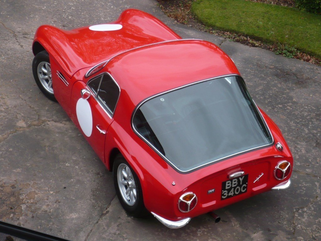 1965 TVR Grantura 1800  S For Sale (picture 1 of 6)