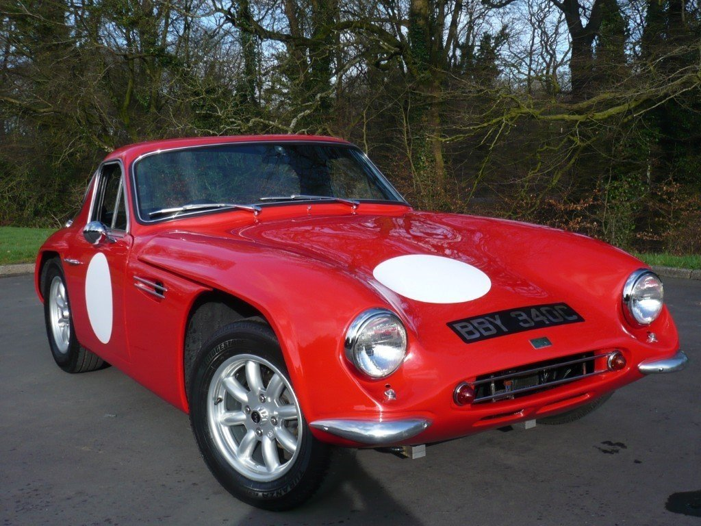 1965 TVR Grantura 1800  S For Sale (picture 2 of 6)