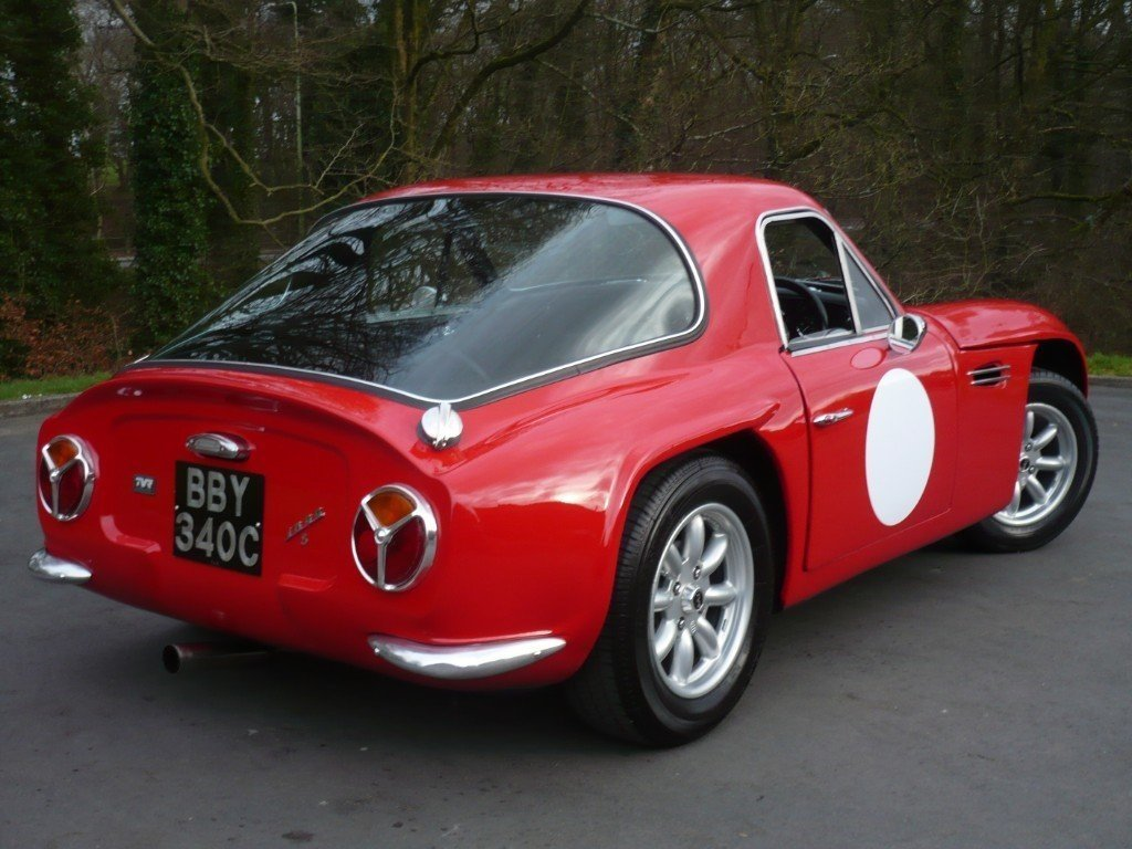 1965 TVR Grantura 1800  S For Sale (picture 3 of 6)