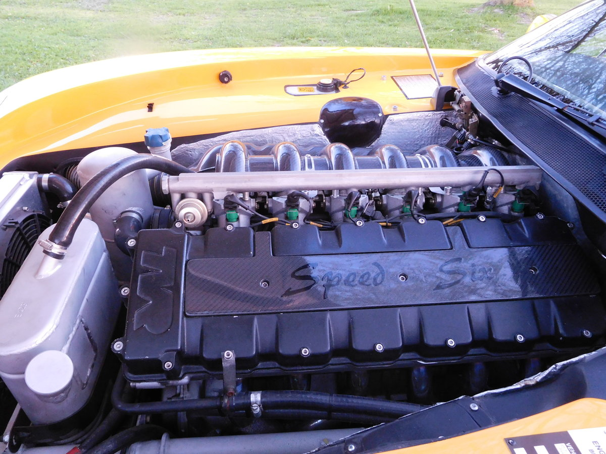 2003 TVR Chimaera 4.3 Speed Six, Just 23,900 Miles  For Sale (picture 5 of 6)