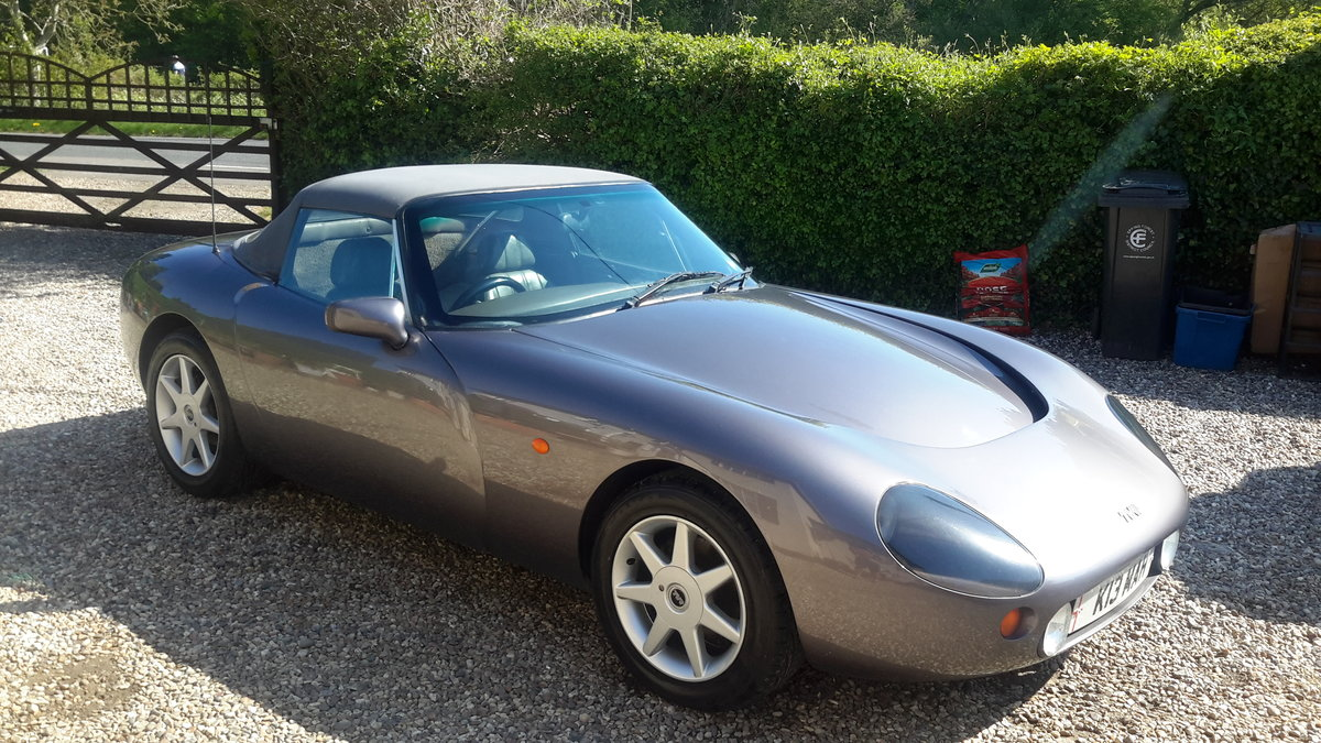 1992 TVR GRIFFITH 430  48000 MILES For Sale (picture 1 of 6)