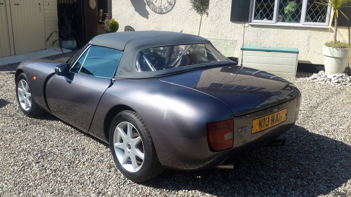 1992 TVR GRIFFITH 430  48000 MILES For Sale (picture 2 of 6)