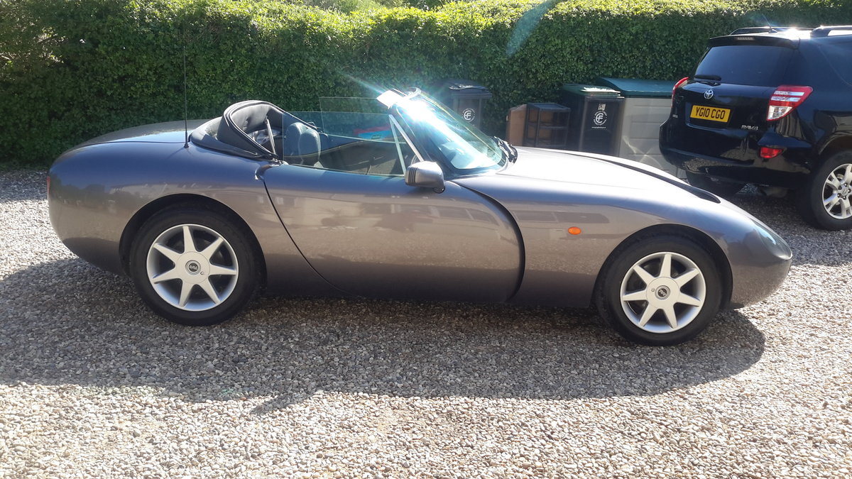 1992 TVR GRIFFITH 430  48000 MILES For Sale (picture 4 of 6)