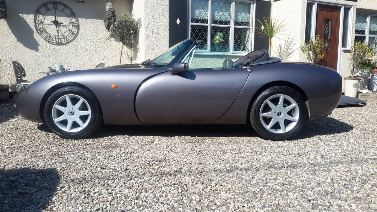1992 TVR GRIFFITH 430  48000 MILES For Sale (picture 5 of 6)