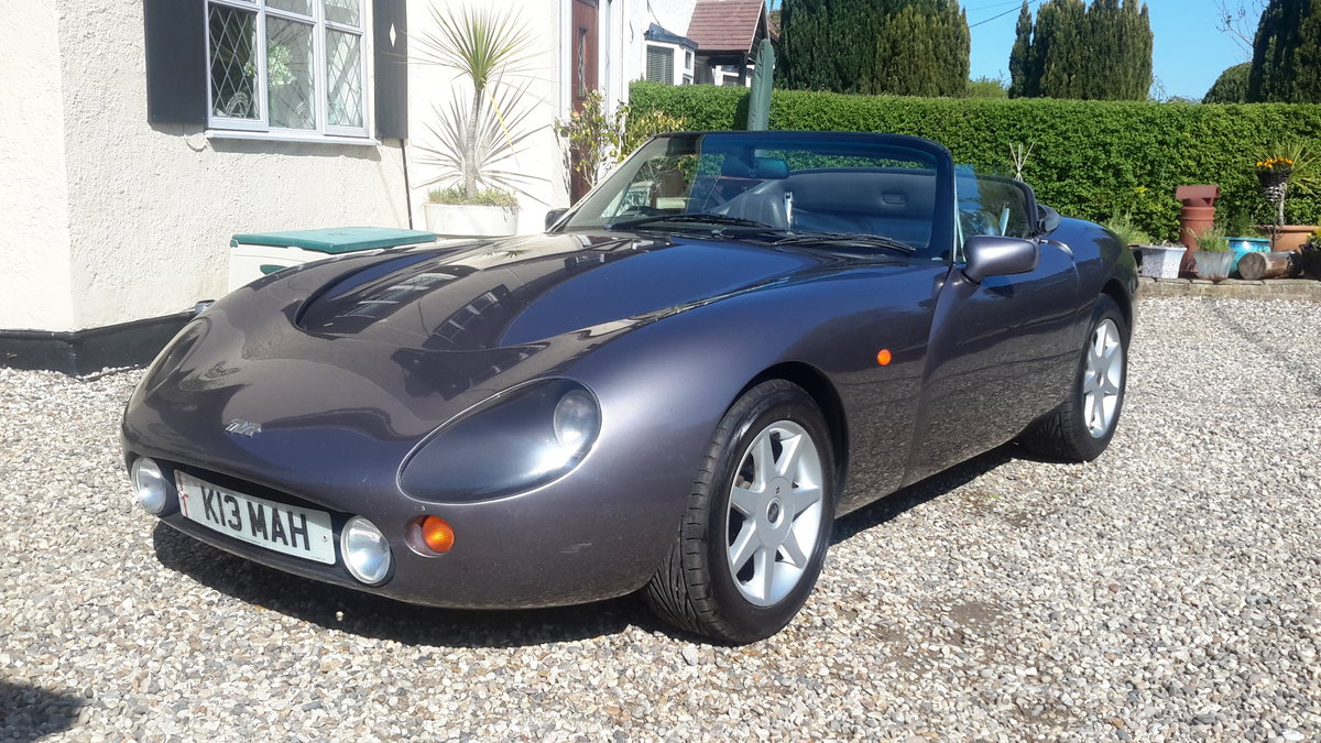1992 TVR GRIFFITH 430  48000 MILES For Sale (picture 6 of 6)
