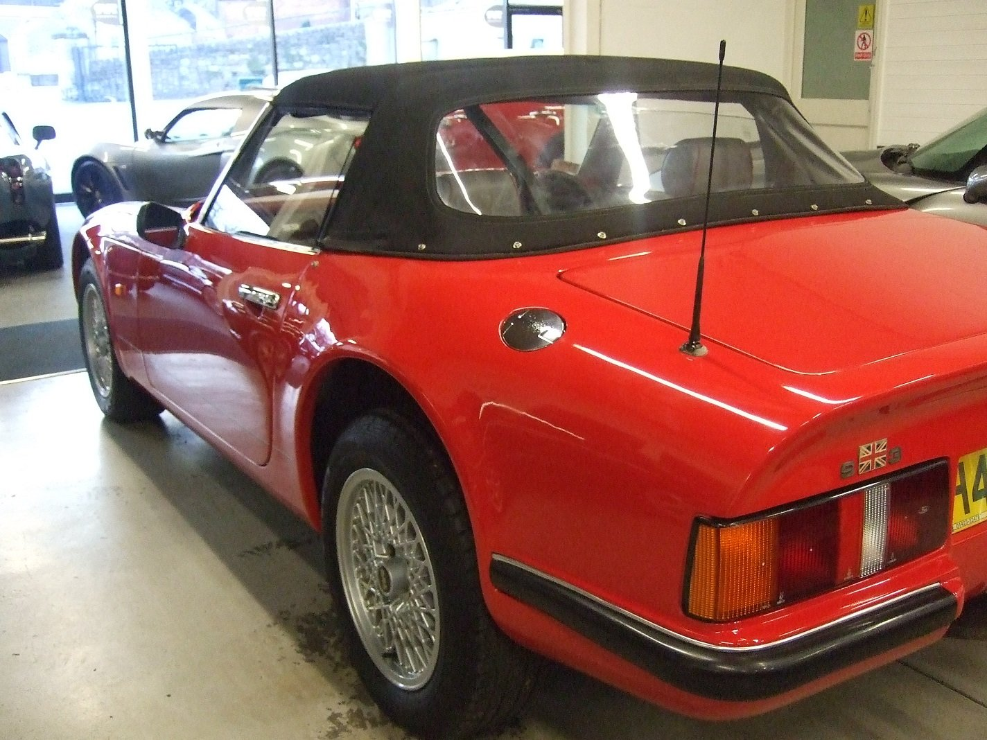 1991 Tvr s3  rhd  For Sale (picture 1 of 6)