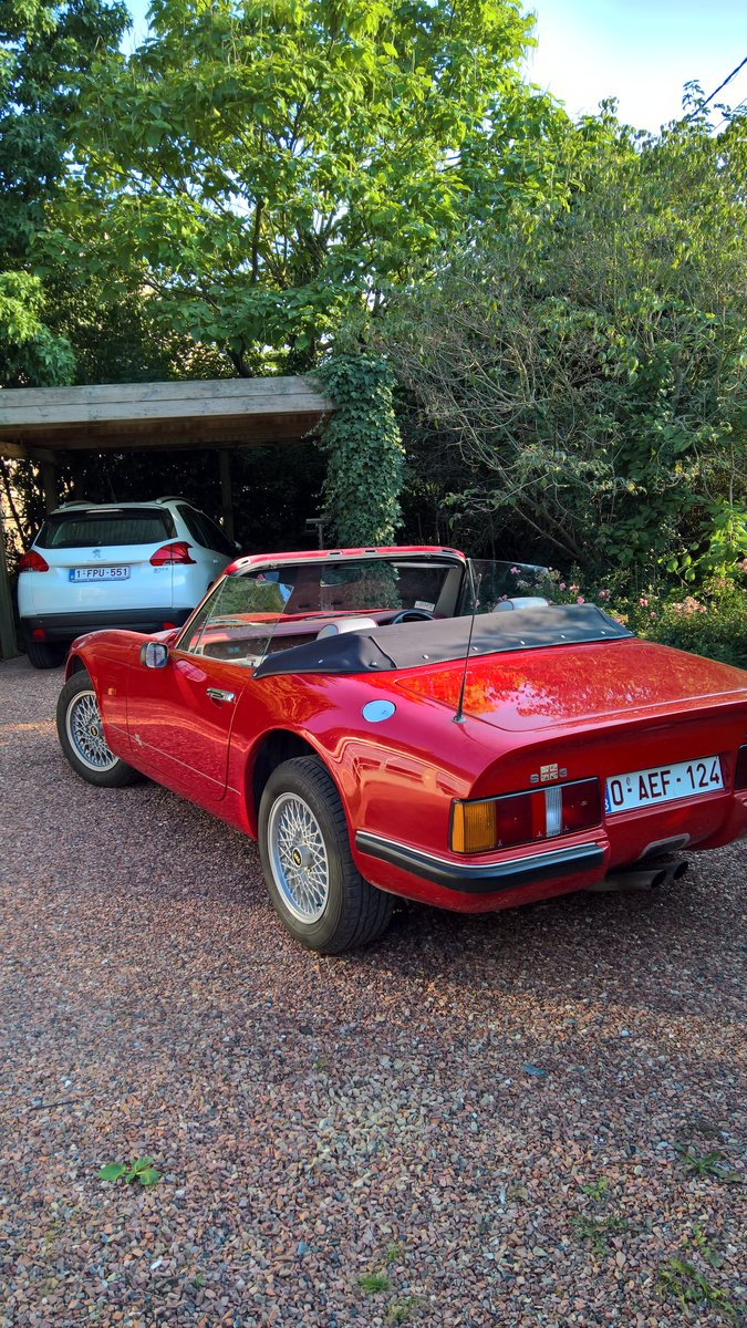 1991 Tvr s3  rhd  For Sale (picture 3 of 6)