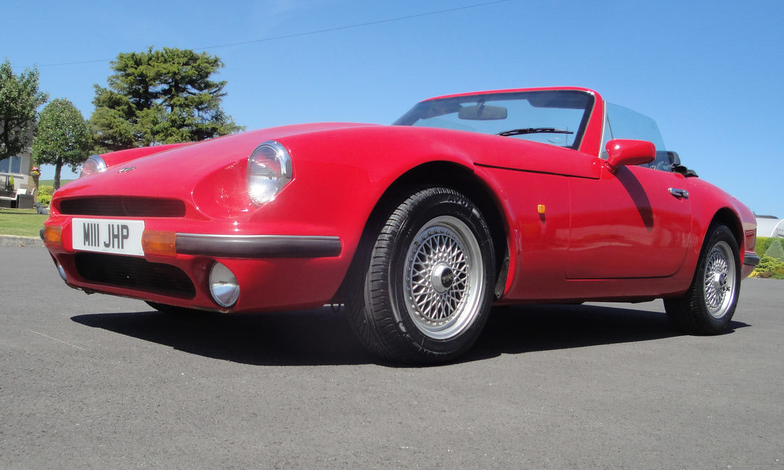 1994 TVR V8S For Sale by Auction (picture 1 of 6)