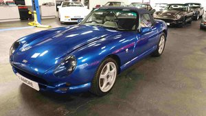 2001 Deposit Taken - TVR 4.5 MK3 Chimaera in Viper Blue SOLD