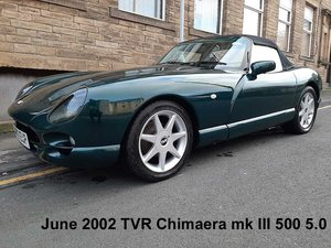 Picture of 2002 TVR Chimaera 5.0 mk III