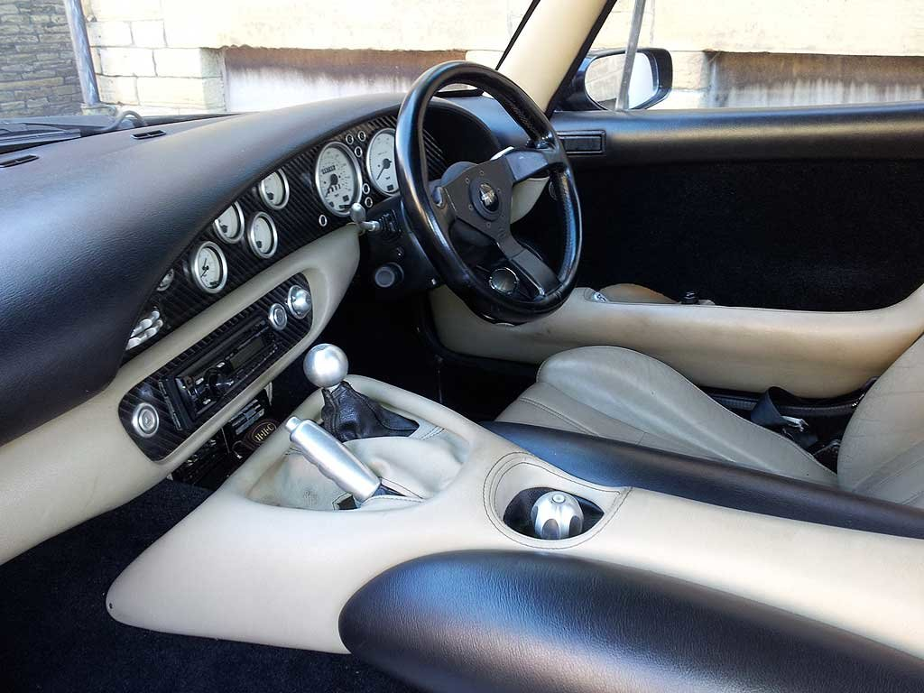1999 TVR Chimaera 4.0 For Sale (picture 2 of 5)