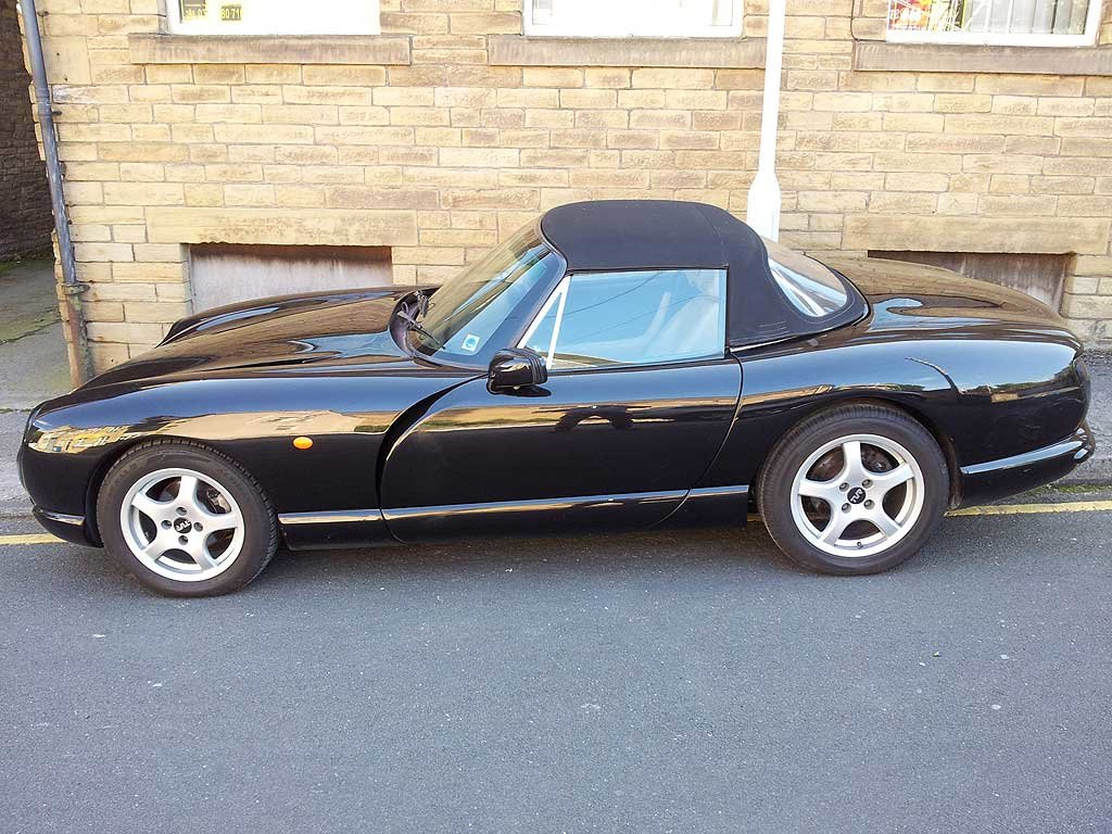 1999 TVR Chimaera 4.0 For Sale (picture 5 of 5)