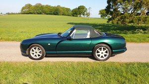 Bristol Club members car! Lovely 1998 TVR Chimaera MK2 4L  SOLD