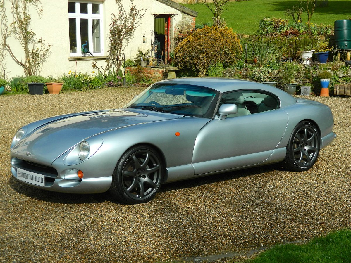 1999 TVR Cerbera 4.0 Speed Six - 43,000 miles For Sale (picture 1 of 6)