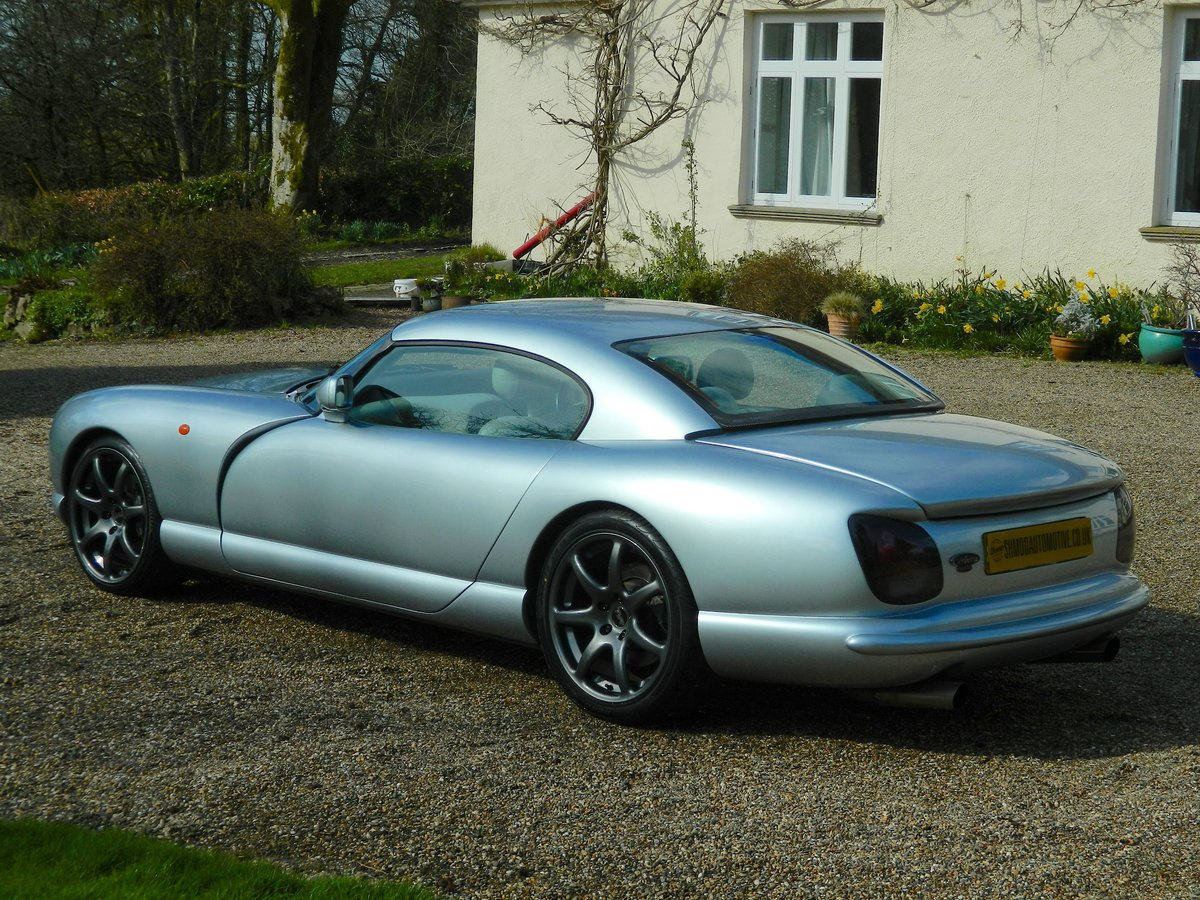 1999 TVR Cerbera 4.0 Speed Six - 43,000 miles For Sale (picture 2 of 6)