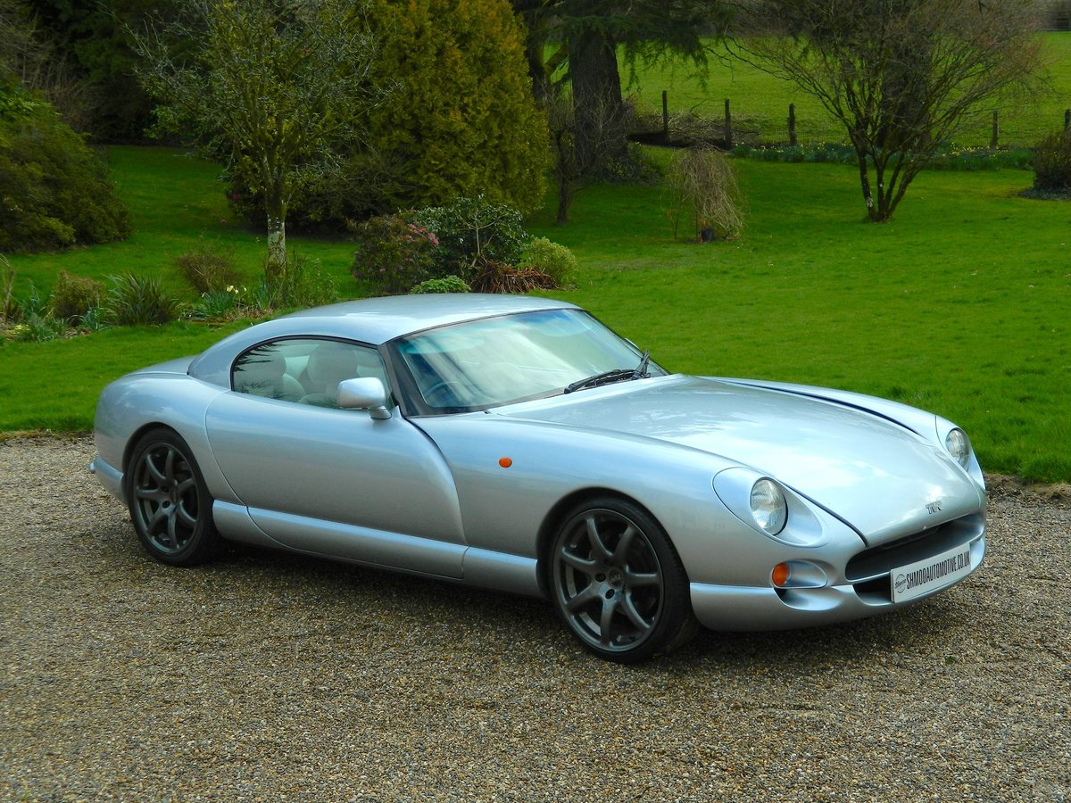 1999 TVR Cerbera 4.0 Speed Six - 43,000 miles For Sale (picture 3 of 6)