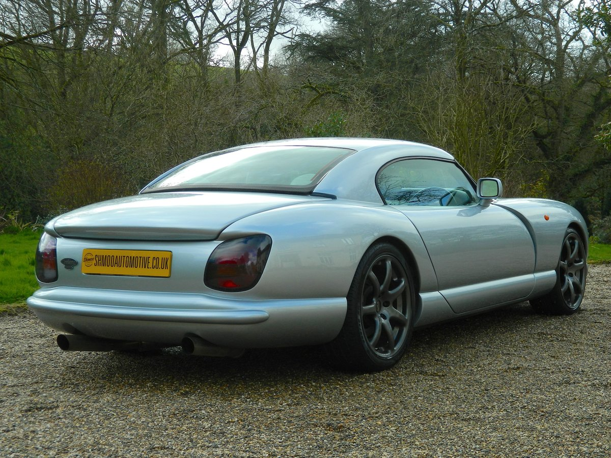 1999 TVR Cerbera 4.0 Speed Six - 43,000 miles For Sale (picture 4 of 6)