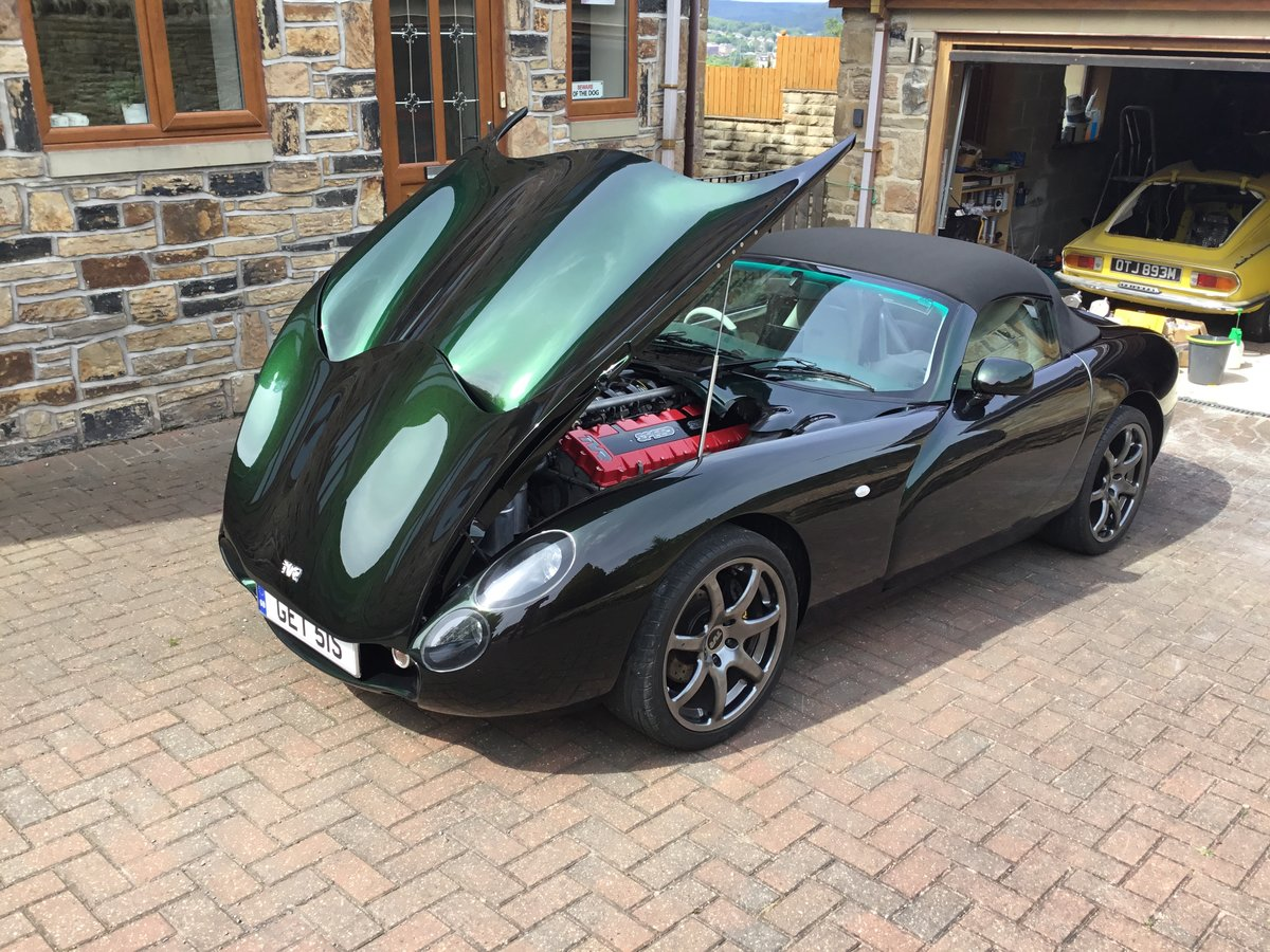 2005 TVR Tuscan Convertible For Sale (picture 1 of 6)