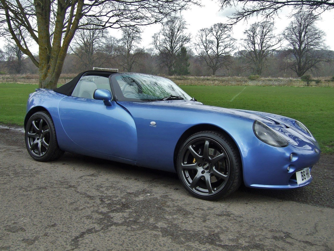 Tempting Tam! 2002 TVR Tamora 3.6 SOLD (picture 1 of 6)